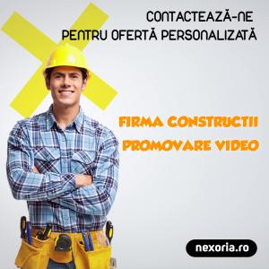Firmă de Construcții