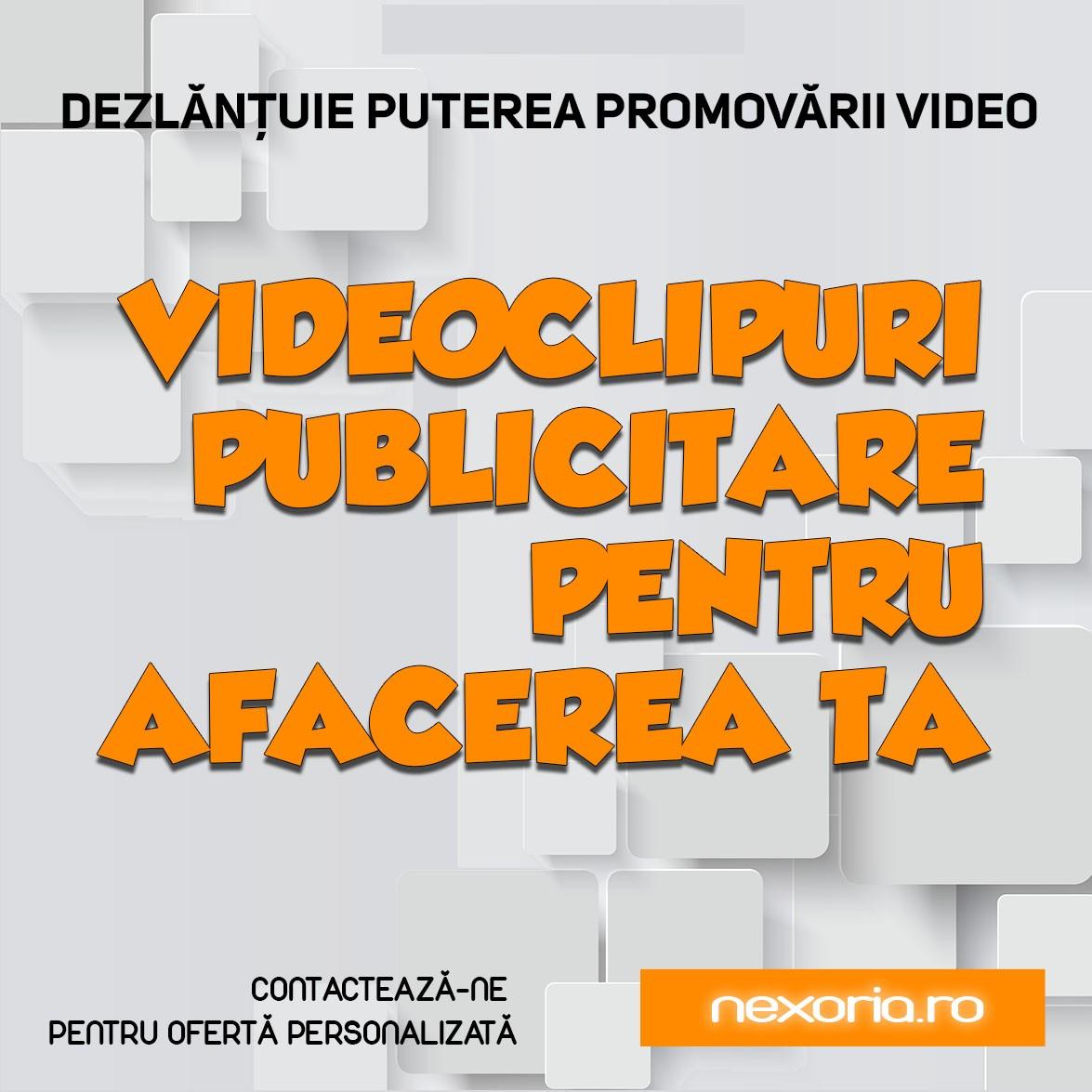 Creator Video Clipuri Publicitare