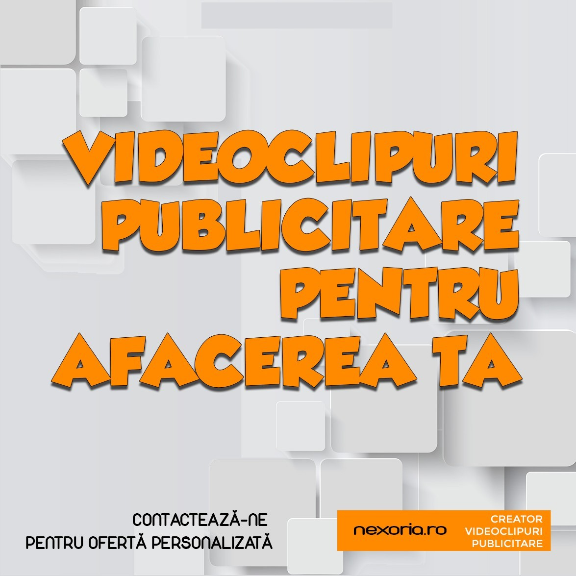 Creator VideoClipuri Publicitare