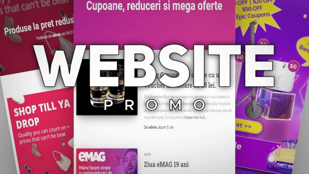 Spot Publicitar - Bursa De Cupoane - Promo Video