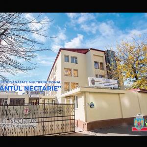 """Centrul de Sănătate Multifuncțional """"Sfântul Nectarie"""""""