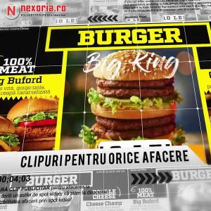 Promo Video Restaurant Menu - Food Promo NX13