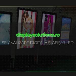 Soluții de ecrane profesionale pentru bussines
