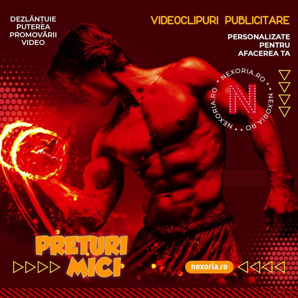 Spoturi Publicitare - Reclamă Video